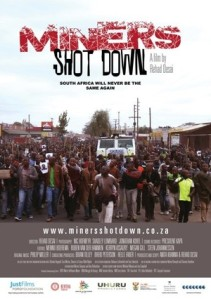 |Miners Shot Down Film Poster